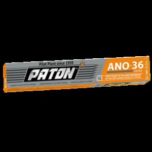 Electrodes Enrobées PATON ANO 36 ELITE 6013 Rutile-Cellulose